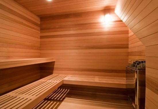 теплый пол в бане своими руками