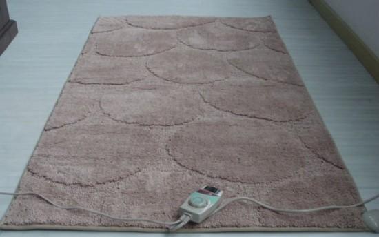 Можно ли класть коврик на теплый пол